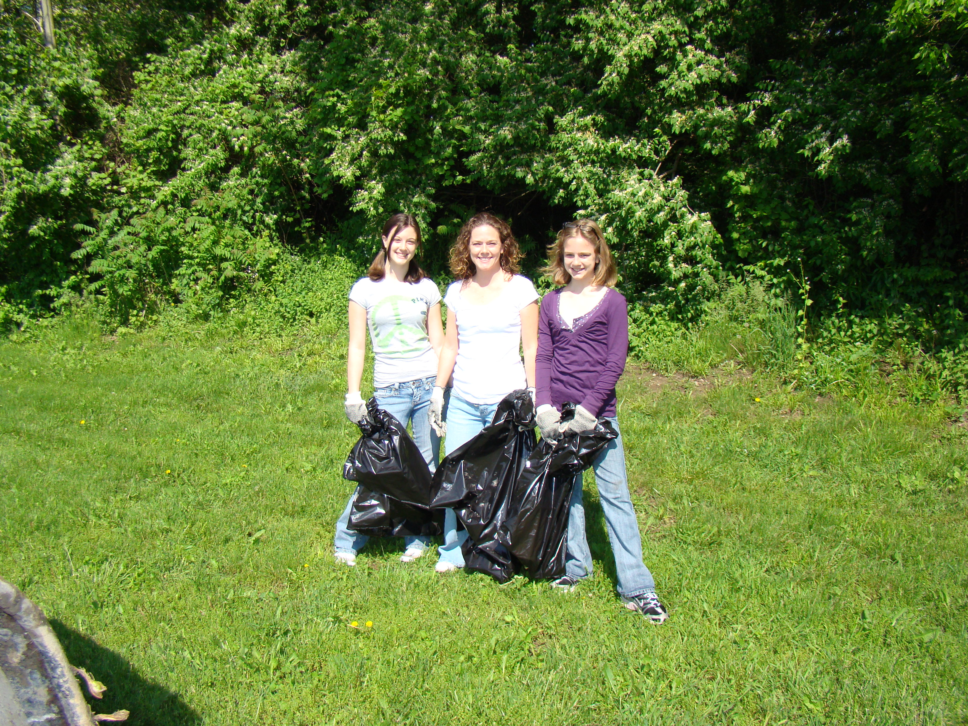 Great Miami River Cleanup